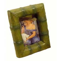 Portafotos cerámica