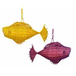 Colgante pez colores surtidos