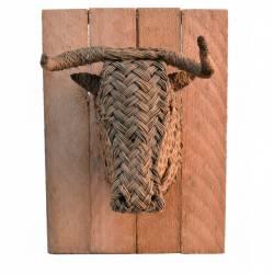 Trofeo cabeza de toro