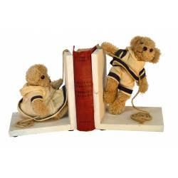 Sujeta libros osos marineros