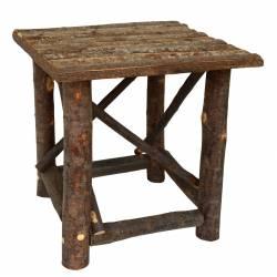 Mesa de palo castaño