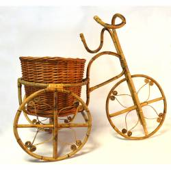 Triciclo de junco