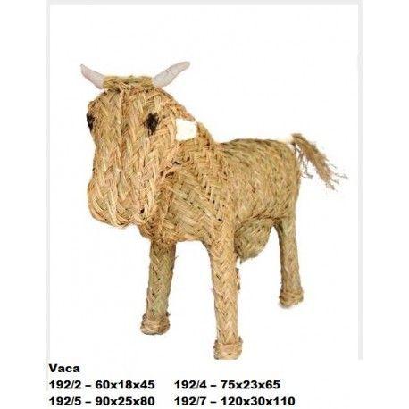 Vaca esparto