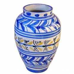 Florero cerámica (Diseños diferentes)