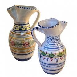 Jarra de cerámica (Diseños diferentes)