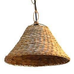 Lámpara anea con instalación
