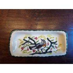 Bandeja ceramica artesanal