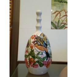 Caja ceramica artesanal