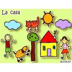 Monigotes La Casa