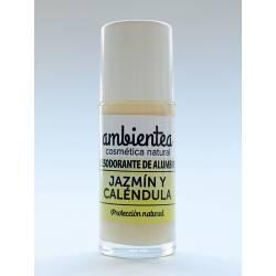 Desodorante jazmín alumbre 50 ml