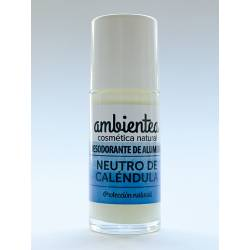Desodorante neutro alumbre 50 ml