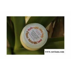 Cera de Soja Aceite de Ruda tarro 106 ml.