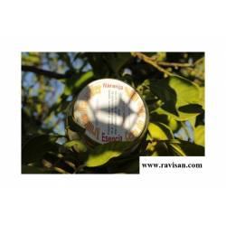 Cera de Soja esencia Naranja tarro 212 ml.