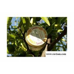 Cera de Soja Esencia LImon tarro 212 ml.