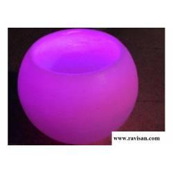 Fanal Esfera 24 cm led 9 luces con mando