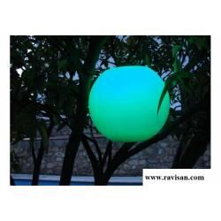 Fanal Esfera 28 cm led 9 luces con mando