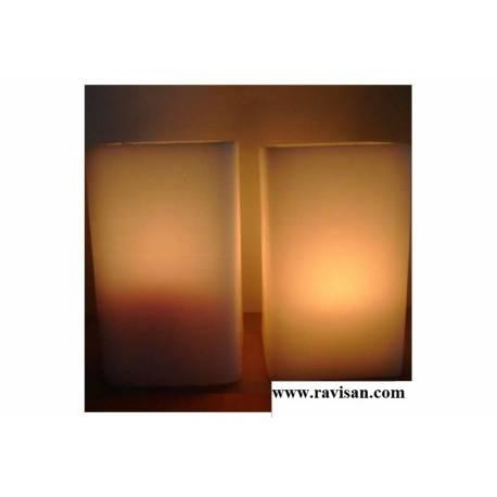 Fanal Prisma 9x9x15 cm