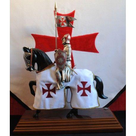 Armadura Caballero Templario