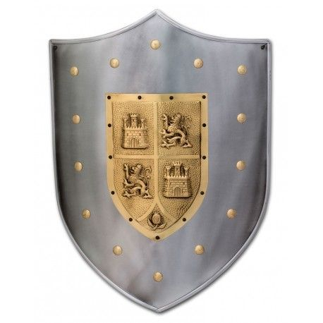 Escudo Castilla-León