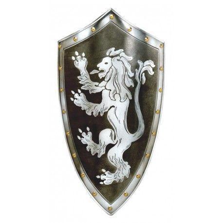 Escudo Especial León Rampante