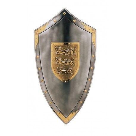 Escudo Tres Leones Ricardo Corazón de León