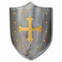 Escudo medieval templario 963.7
