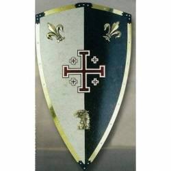 808 Escudo Caballeros de Jerusalen