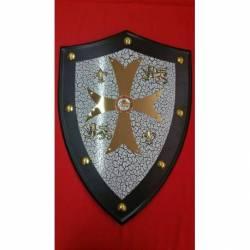 854 Escudo Templario