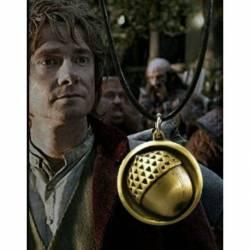 Colgante boton de Bilbo