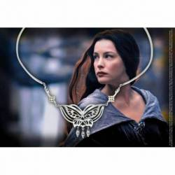 Collar mariposa de Arwen