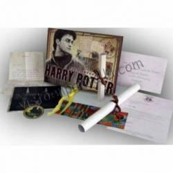 7430 Caja de recuerdos de Harry Potter