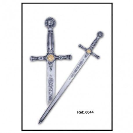 Espada Cadete Masónica