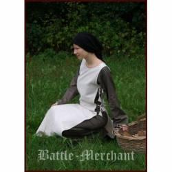 1236494010 Vestido medieval Heske