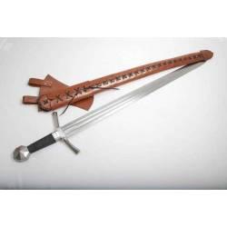 E3487 Espada medieval funcional de una mano