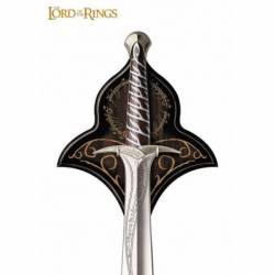 Espada Dardo o Sting de Frodo El Senor de los Anillos OFICIAL UC1264