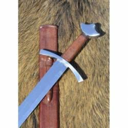 0116695406 Espada medieval de caballero de la alta edad media funcional