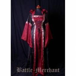 1236311100 Vestido medieval mujer
