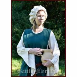 1202403760 Medieval vestido Milla, varios colores