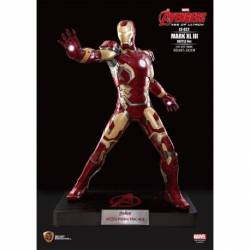 BKDLS-022 Estatua tamano real Iron Man Mark 43