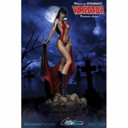 DYNAAPR151332 Figura Women of Dynamite Vampirella 30 cm