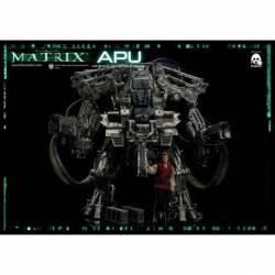 TZ-MX-001 Figura Matrix Maquina APU con luz 34 cm