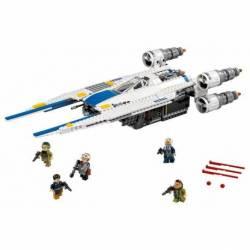 LEGO75155 Lego Star Wars Nave Rebelde U-Wing Fighter