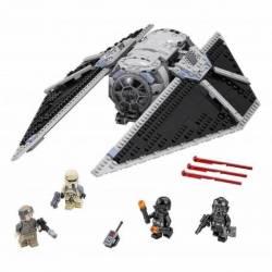 LEGO75154 LEgo Star Wars Caza estelar TIE Striker