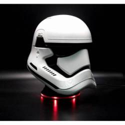 CAMI00695 Altavoz Bluetooth Casco tamano real Stormtrooper Star Wars