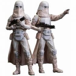 KTOSW93 Pack 2 figuras snowtrooper 18 cm Star Wars