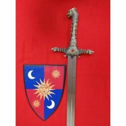 A1016 Espada Guarda Juramentos de Brienne de Tarth Juego de Tronos