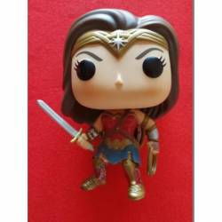 FK13708 Figura cabezon Funko pop Wonder Woman