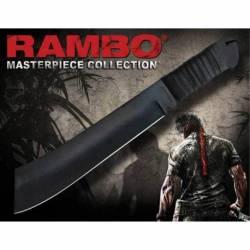 40476 Cuchillo OFICIAL Rambo IV Masterpieces