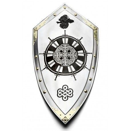Escudo Mesa Rey Arturo