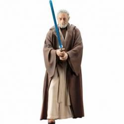 KTOSW96 Star Wars Estatua ARTFX+ 110 Obi-Wan Kenobi 18 cm